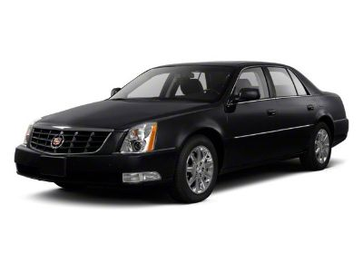 2011 Cadillac DTS Premium Collection (White Diamond Tricoat)