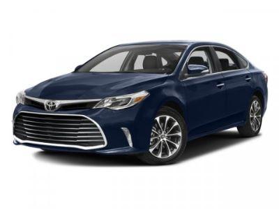 2017 Toyota Avalon XLE (Celestial Silver Metallic)