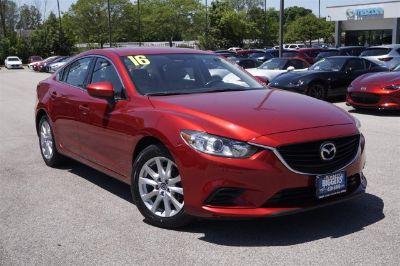 2016 Mazda Mazda6 i Sport (Soul Red Metallic)