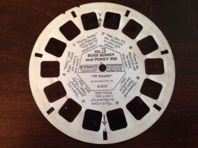 Bugs Bunny/Daffy Duck View-Master Reels