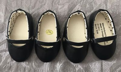Doll shoes for 18 doll