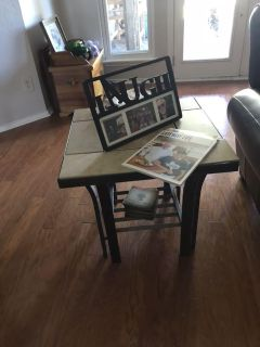 Living room or patio tables