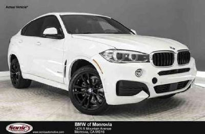 2019 BMW X6-Series SDRIVE35I