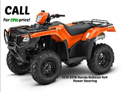 2018 Honda FourTrax Foreman Rubicon 4x4 EPS Utility ATVs Erie, PA
