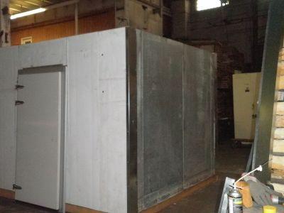Walk-In Cooler Cold Storage Panel Door Industrial Freezer Installation & Design New or Used