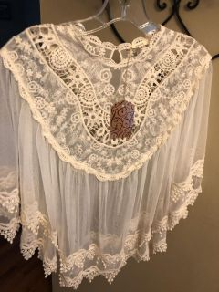 Boutique top small new with tags