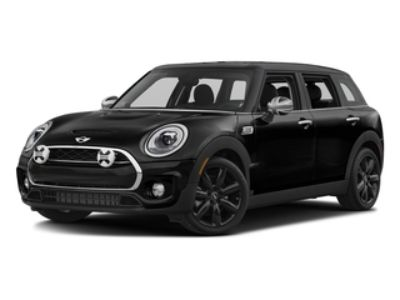 2018 MINI Clubman Cooper S (Midnight Black Metallic)