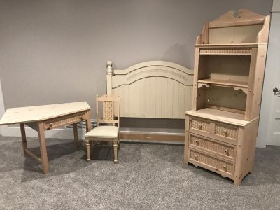 bedroom furniture in very good condition from smoke free home
