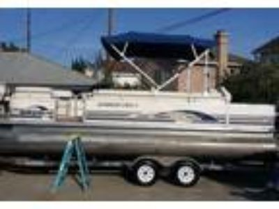 1998 Smoker Craft 824-Fish-and-Cruise Power Boat in Westminster, CA