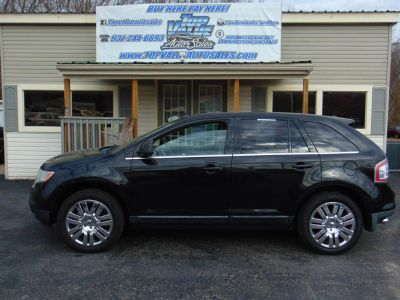 2010 Ford Edge Limited (Black)