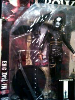 The Crow action figure