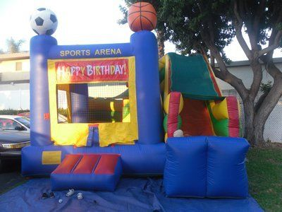 JUMPER/ BOUNCE HOUSE/ THE 4-IN-1 COMBO