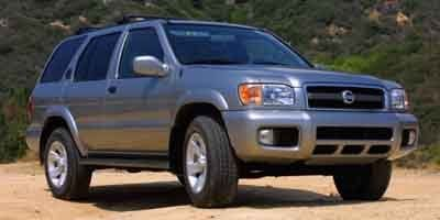 2003 Nissan Pathfinder LE (Not Given)