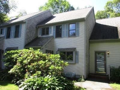 2 Bed 2 Bath Foreclosure Property in Mashpee, MA 02649 - Santuit Pond Way Unit 6c