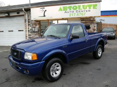 2005 Ford Ranger XLT (Sonic Blue Metallic)