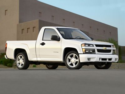 2007 Chevrolet Colorado LT (Silver Birch Metallic)