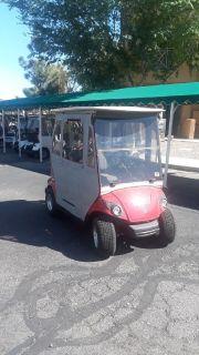 2011 Yamaha YDRA golf cart