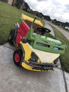 TMNT 6v Battery Powered Ride-On Toy