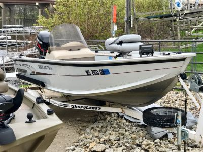 2003 Alumacraft LUNKER 165LTD Boat Edgerton, WI