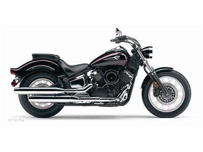 2007 Yamaha V Star Midnight 1100 Custom Cruiser Motorcycles Las Vegas, NV