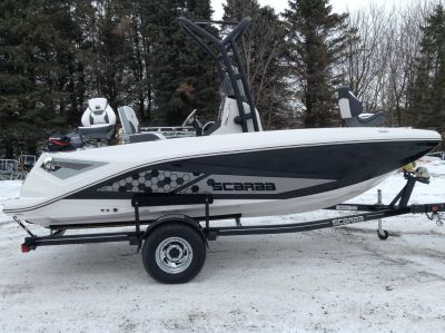 2017 Scarab SB195 Jet/Fish Jet Boats Hutchinson, MN