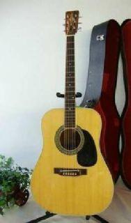 Alvarez Guitar Model 5022