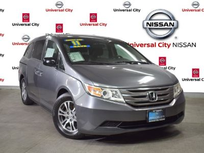 2011 Honda Odyssey EX-L w/DVD (Gray)