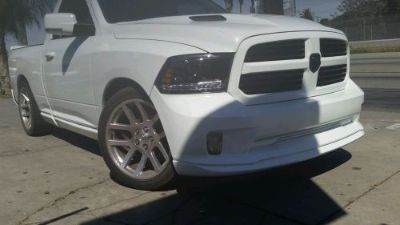Find 2013 2014 2015 Dodge Ram 1500 single cab regular bed RT Body kit Side Skirts FL motorcycle in Compton, California, United States, for US $600.00