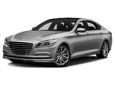 2015 Hyundai Genesis 5.0L (Santiago Silver)