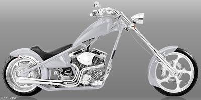 2004 Big Dog Motorcycles Ridgeback Cruiser Motorcycles Temecula, CA