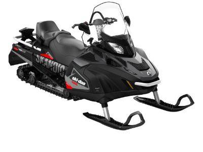 2018 Ski-Doo Skandic WT 550F Utility Snowmobiles Lancaster, NH