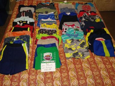 boys 24 month clothes
