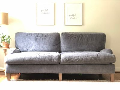 Couch for sale - like new!
