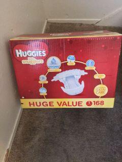 Huggins size 1