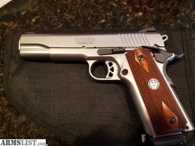 For Sale: Ruger 1911 .45