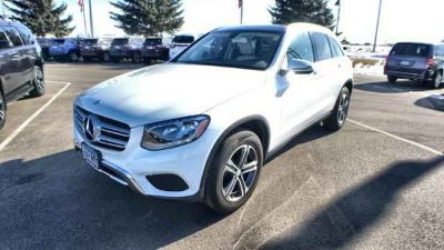 Used 2017 Mercedes-Benz GLC 4MATIC SUV