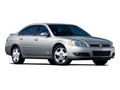 2008 Chevrolet Impala LS (Black)
