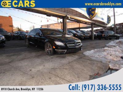 2012 Mercedes-Benz CLS-Class CLS63 AMG (Black)