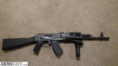For Sale/Trade: AK (C39V1) OBO Fs/Ft