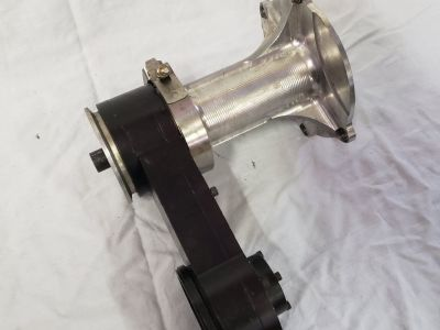 RCD offset front mag drive