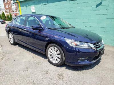 2013 Honda Accord EX-L (Blue)