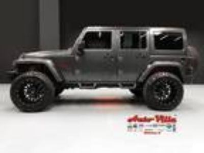 Used 2018 JEEP WRANGLER UNLIMITED For Sale