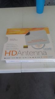 Winegard HD amped tv antenna