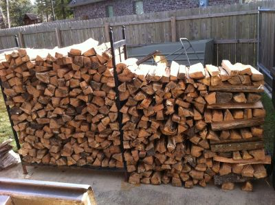 Quality Hardwood Firewood - Easy Delivery