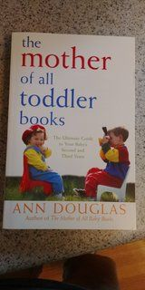 """Mother of all Toddler Books"" by Ann Douglas"