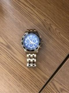 Gold Invicta Limited edition Watch
