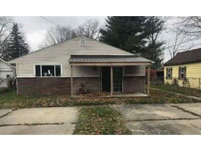 4 Bed 2.0 Bath Preforeclosure Property in Lodi, OH 44254 - Howe St