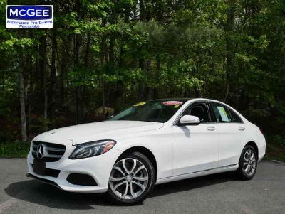 Used 2015 Mercedes-Benz C-Class 4dr Sdn 4MATIC