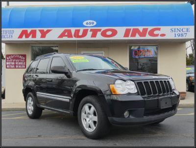 2010 Jeep Grand Cherokee Laredo (Brilliant Black Crystal Pearl)