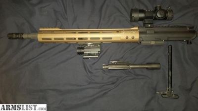 For Sale: Complete AR 15 16in Upper